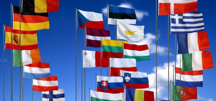 Becas para estudiar en Europa
