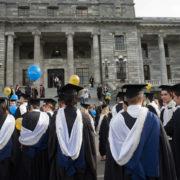 ¿En qué trabajan los graduados?