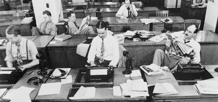 Qué estudiar para ser Editor