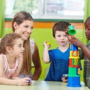 Que estudiar para ser maestra preescolar