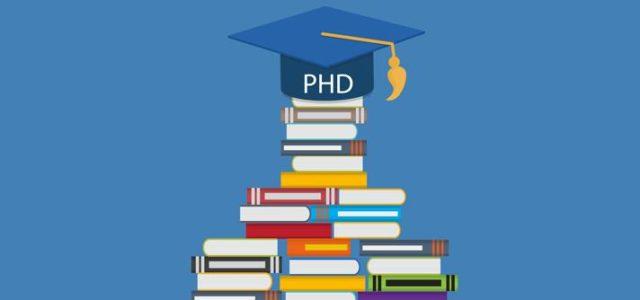Opciones Laborales para graduados de doctorado